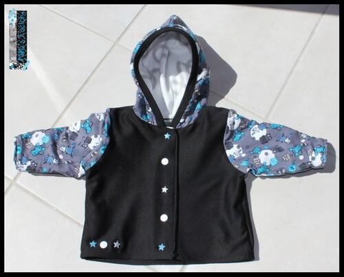 Manteau pour bébé - Ottobre 4/2013