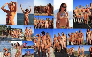 Purenudism - Photo Nudists in Koktebel.