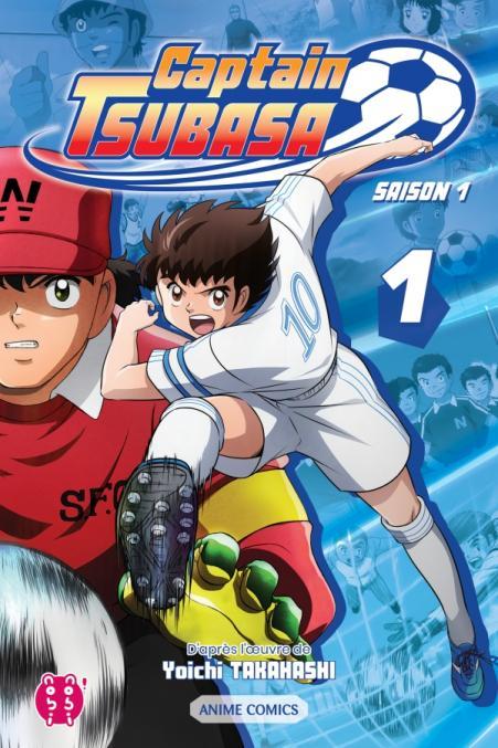 Captain Tsubasa - Saison 1 Tome 01 - Yoichi Takahashi