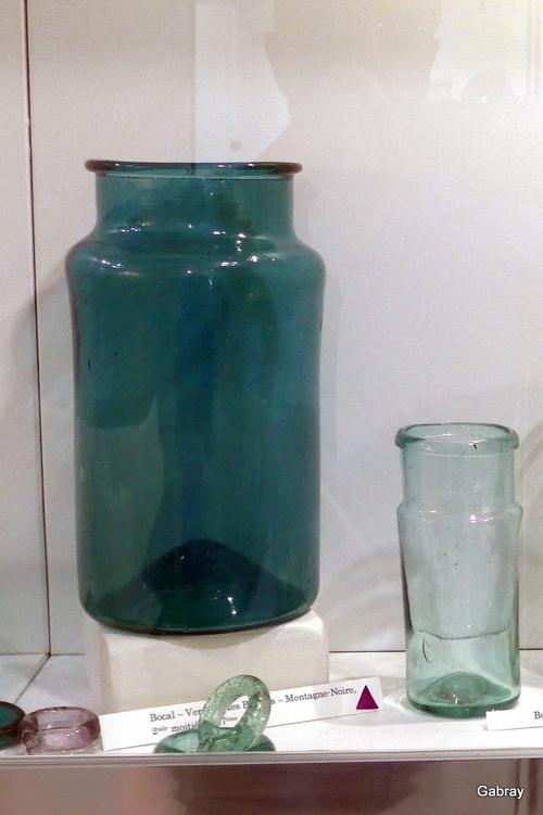 Sorèze: le musée du verre