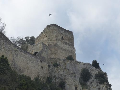 La plaine de l'abbaye (Villeneuve-Lez-Avignon)