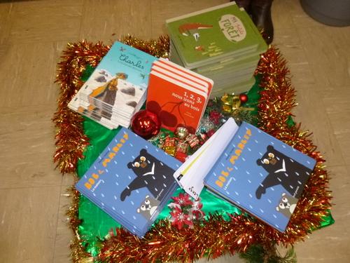 Les livres du Père-Noël
