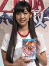 Haruna Iikubo Zelda Musou morning musume'14