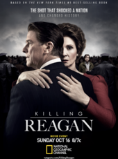 Killing Reagan : En 1981, un jeune homme un rien dérangé a failli abattre le Président Reagan…voici le récit de son voyage en enfer. ...-----... Origine : U.S.A.  Réalisateur : Rod Lurie  Acteurs : Tim Matheson, Cynthia Nixon, Kyle S. More, Gary Weeks, Ashley LeConte Campbell  Genre : Drame  Durée :   Année de production : 2016  Titre original : Killing Reagan
