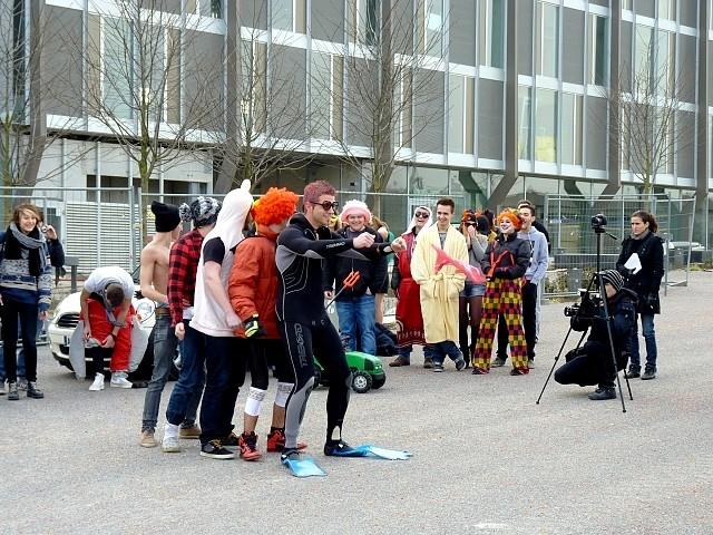 Harlem shake Metz Pompidou 1 Marc de Metz 02 03 2013