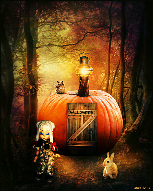 Cartes Halloween 2017