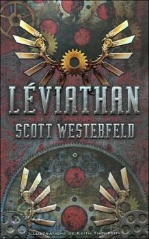 [Chronique] Léviathan, tome 1 - Scott Westerfeld