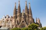 """Texte libre """"Mes vacances à Barcelone"""""""
