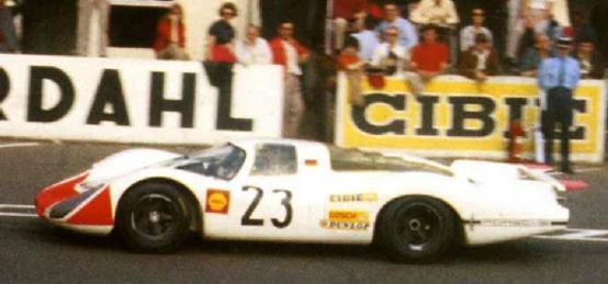 Porsche 908 (1968-1969)