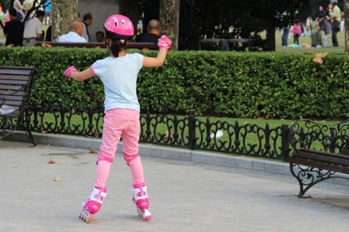 Shanghaï, le parc Fuxing