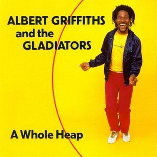 "Albert Griffiths & The Gladiators : CD "" A Whole Heap "" Heartbeat Records HB 11554 [ US ]"