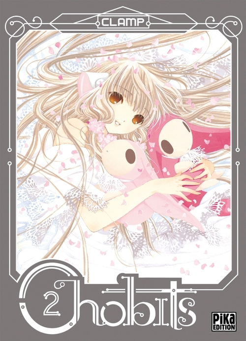 Chobits - Tome 02 - Clamp