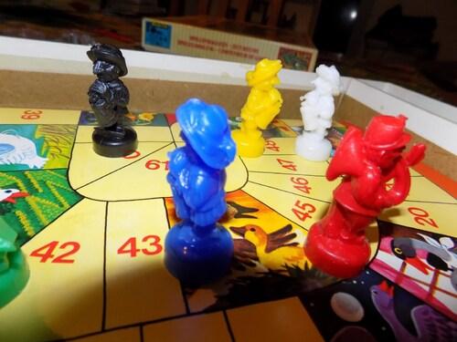 Jeux de société des années 1960