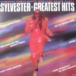 Sylvester - Greatest Hits (Nonstop Dance Party) - Complete LP