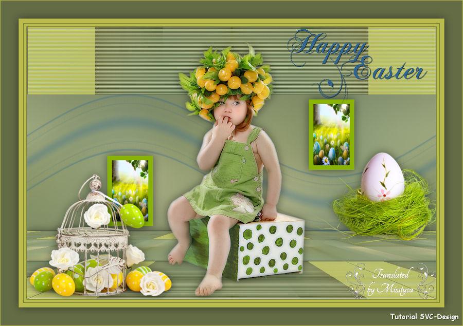 Easter Eggs - Sylviane