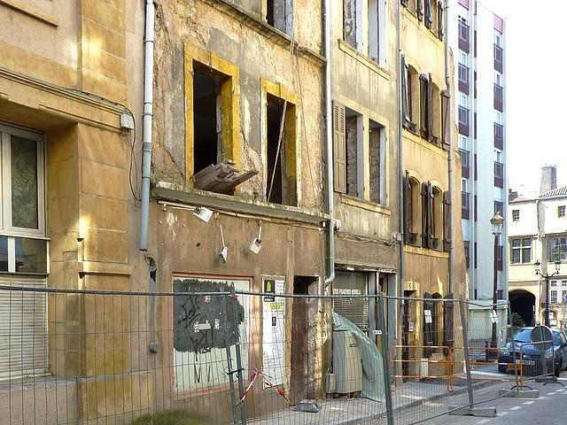 Un chantier d'Outre-Seille 4 Marc de Metz 12 04 2013