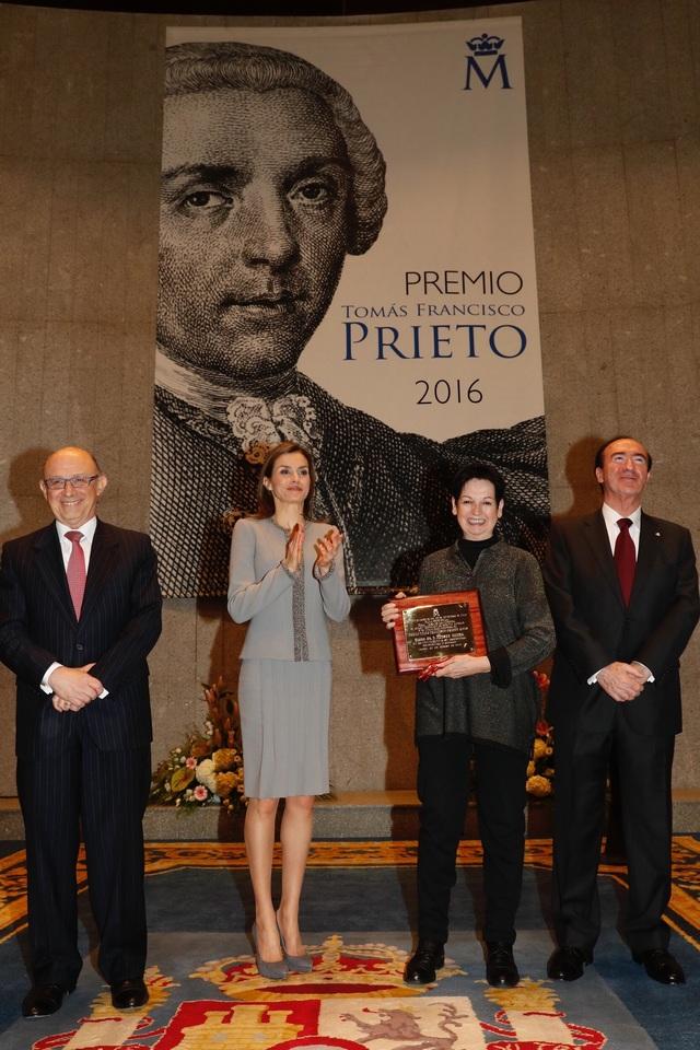 """""""Premio Tomás Francisco Prieto 2016"""""""