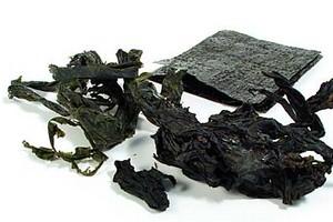 Les algues font parties des superaliments