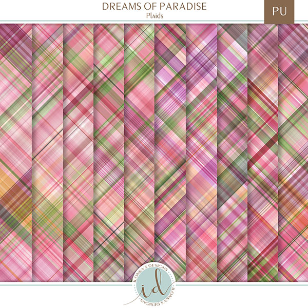Dreams Of Paradise - Release May 27th 2019 Id_dre13