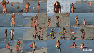 Candid-HD - Nudists Girlfriends on Holiday 1.