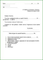 Documents utiles pour la direction
