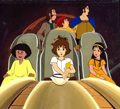 Les films et séries de mon enfance!