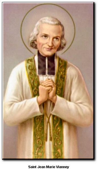 Le saint Curé d'Ars et le purgatoire
