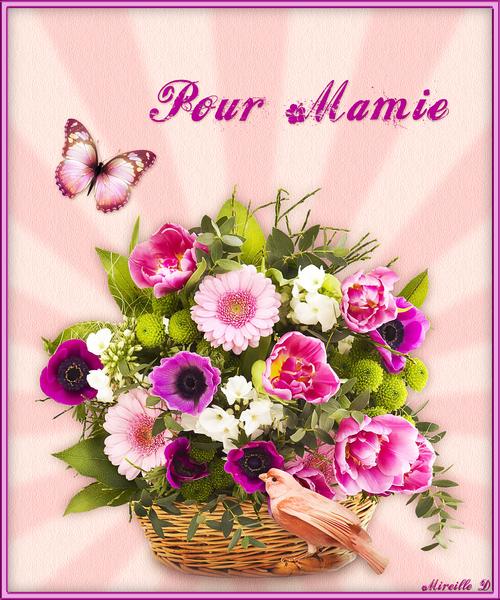 Carte Pour Mamie