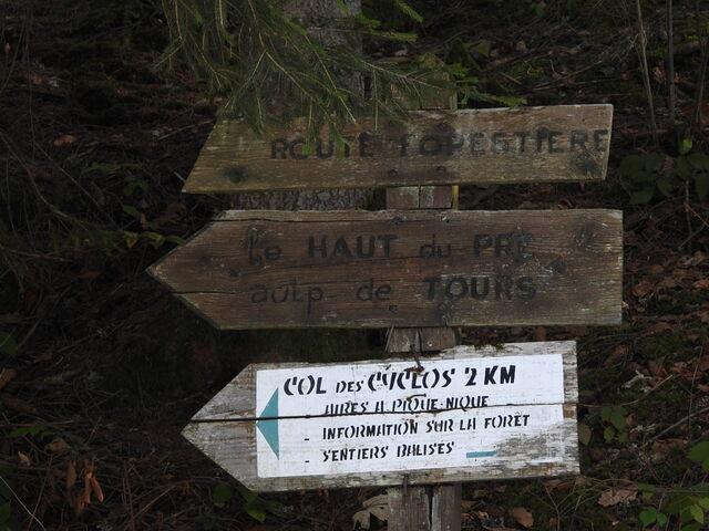 D'albertville au Fort du mont partie 2