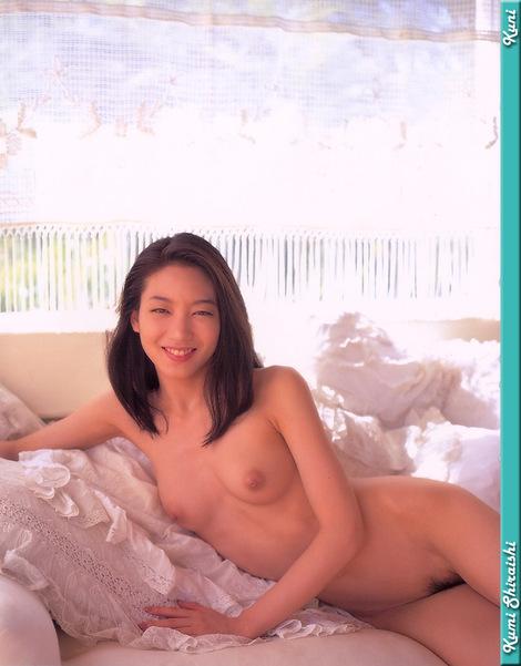 Model Collection : ( [KUNI Scan] - |vol.1| Kumi Shiraishi/白石久美 )