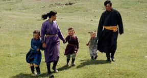 Film et culture le chien jaune de Mongolie