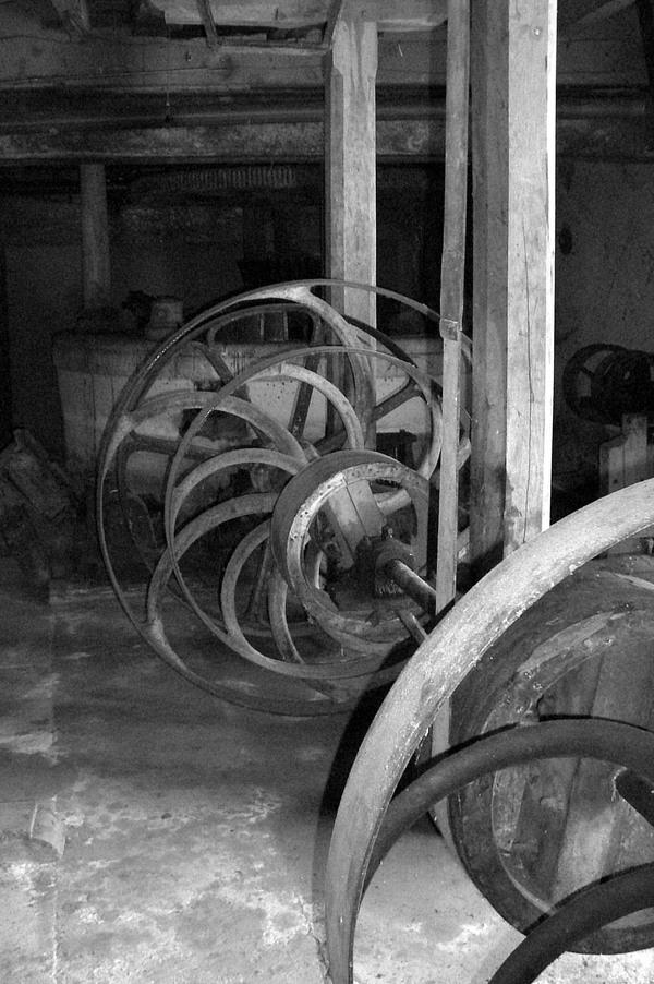 L'histoire du moulin de Gomméville...