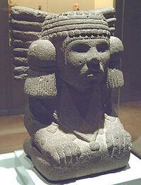 Légende Aztèque des soleils