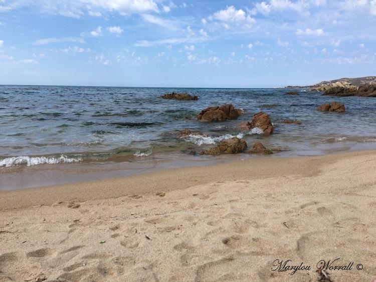 Corse : Plage Serra di Ferro