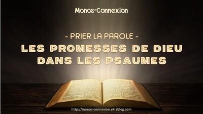 Prier la Parole - Les promesses de Dieu dans les Psaumes