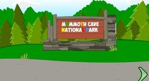 Jouer à Hooda Math - Find HQ - Mammoth cave national park