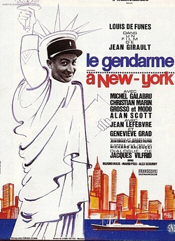 GENDARME A NEW YORK