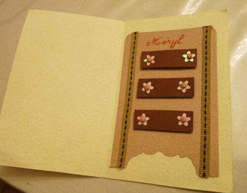 Cartes de naissance ou félicitations...