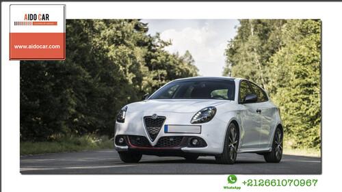 Optez pour la Alfa Romeo Giulietta Sport chez Aido Car Casablanca