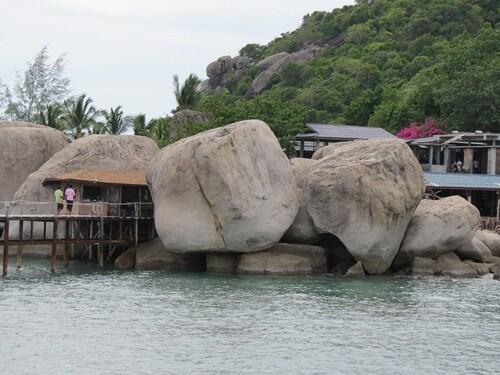 16 Juillet 2013 - En route pour les iles - Ko Tao