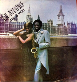 Eji Oyewole - Me & You - Complete LP