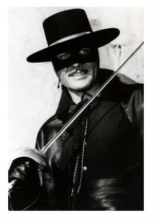 Un zorro... ou une Zorro ?