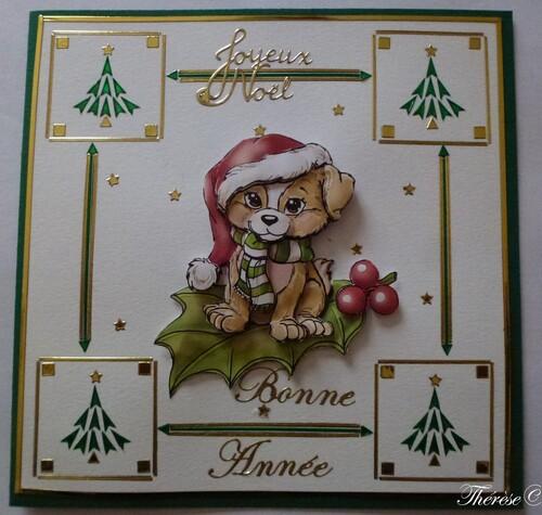 Cartes de Noël 1ère partie