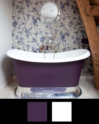 La salle de bains - nuancier 10