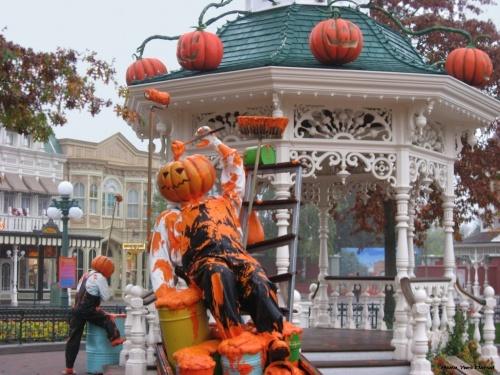 A l'approche d'Halloween