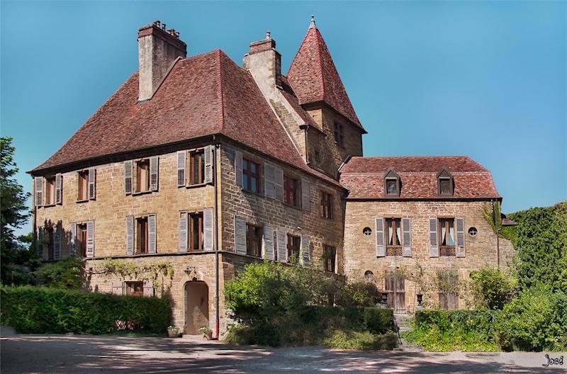 Château Bontemps, Arbois, Jura.