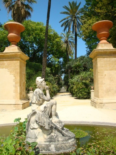 Palerme, Jardin botanique, 8