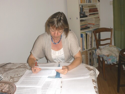 -Valérie Tröndle,un écrivain Châtillonnais