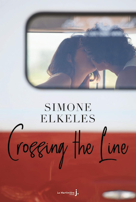 LIVRE | Crossing the Line - Simone Elkeles