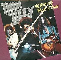 499 The Boys are Back in Town - Thin Lizzy